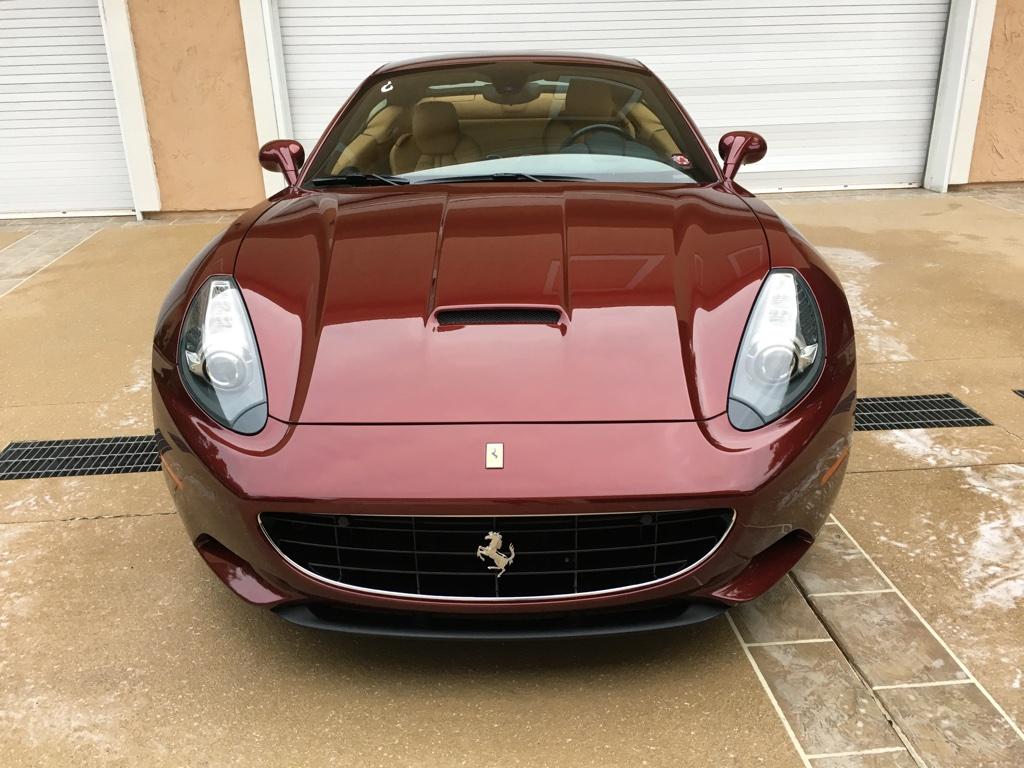First Coast Auto Detailing Mobile Jacksonville Ferrari California Fuse Box